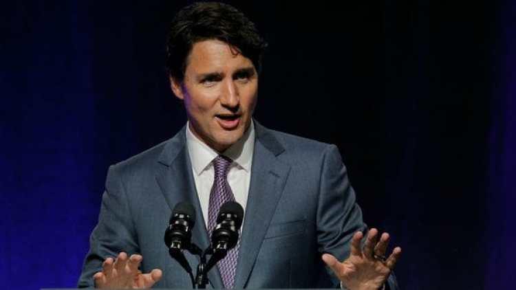El presidente de Canadá, Justin Trudeau. (Reuters)