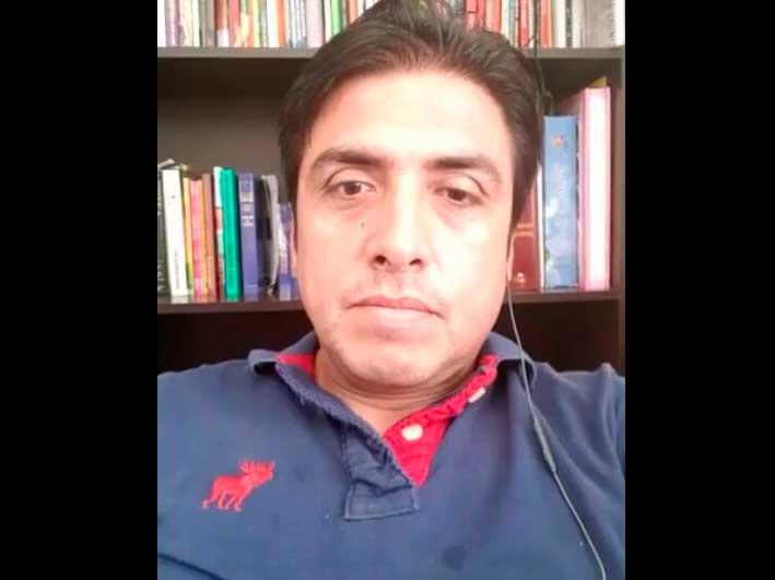 Retiran a periodista de Red Uno por negarse a cerrar sus redes sociales