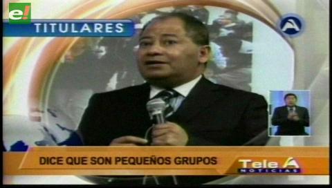Video titulares de noticias de TV – Bolivia, noche del jueves 13 de julio de 2017