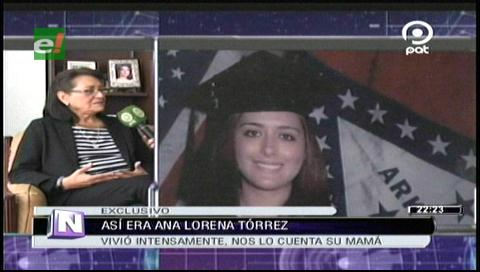 Así era Lorena Torrez: Gran estudiante, deportista y emprendedora
