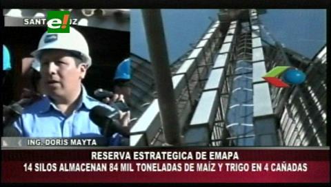Emapa proyecta construir 14 silos de almacenaje de granos en 4 Cañadas