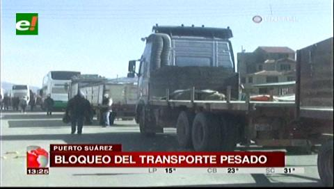 Transporte pesado inicia medidas en contra de las importadoras brasileñas