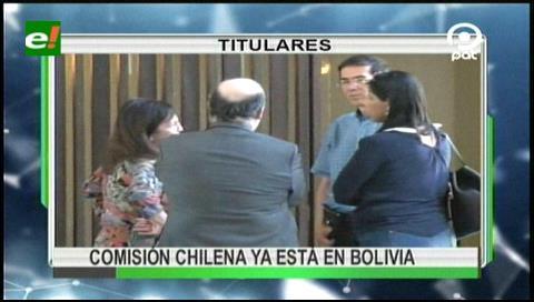 Video titulares de noticias de TV – Bolivia, noche del lunes 24 de julio de 2017