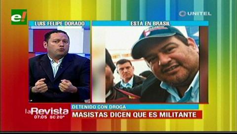 Diputado Dorado: Romer Gutiérrez estuvo cerca del poder, financió campañas del MAS