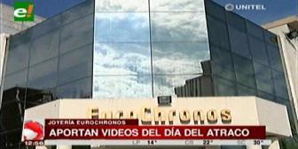 Eurochronos entregó los videos del día del atraco para ayudar a investigación