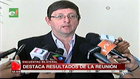Senador Ortiz destaca los resultados del Comité de Fronteras