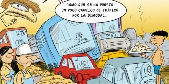 Caricaturas de Bolivia del jueves 27 de julio de 2017