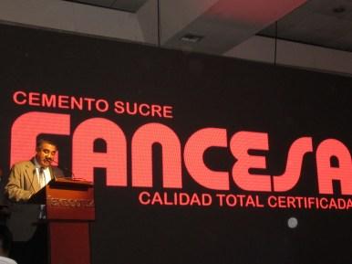 Eduardo Rivero Presidente del Directorio de Fancesa