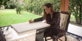 Tayana Matkovic aporta al mundo llenando el día de colores