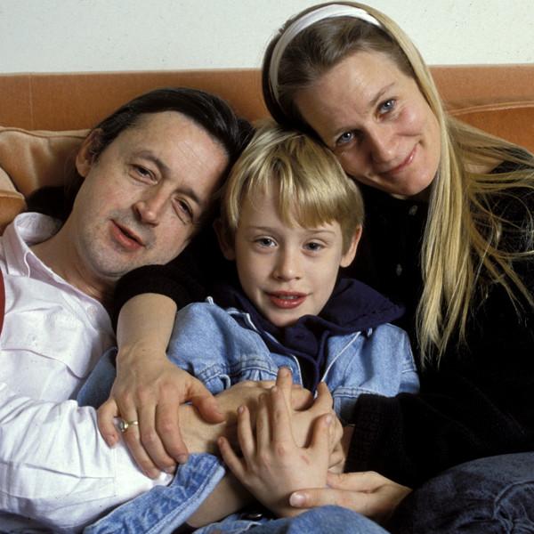Macaulay Culkin, Kit Culkin, Patricia Bentrup