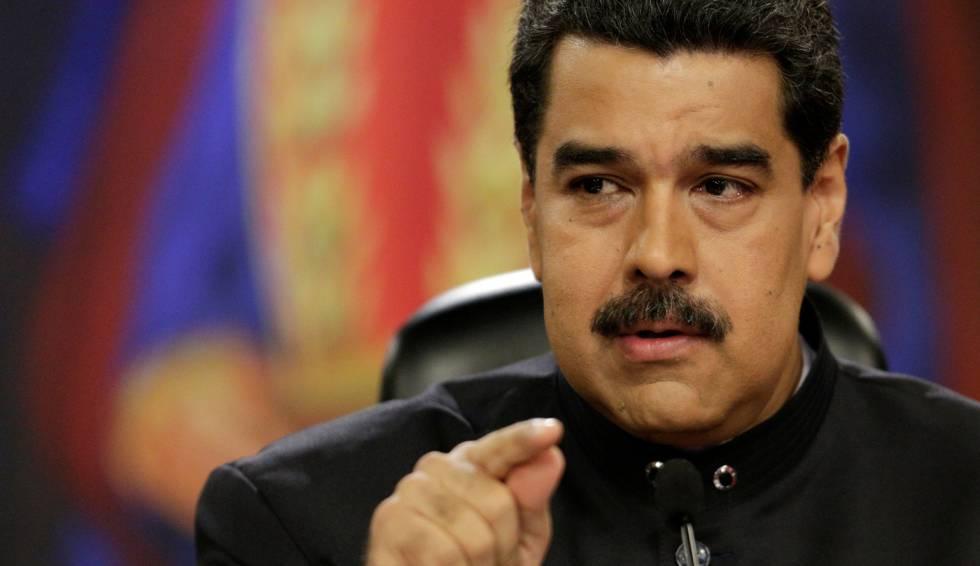 Nicolás Maduro, en una imagen del pasado junio.