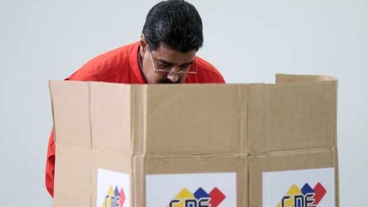 SmartMatic reveló que el régimen de Maduro manipuló los resultados de la Constituyente (Reuters)