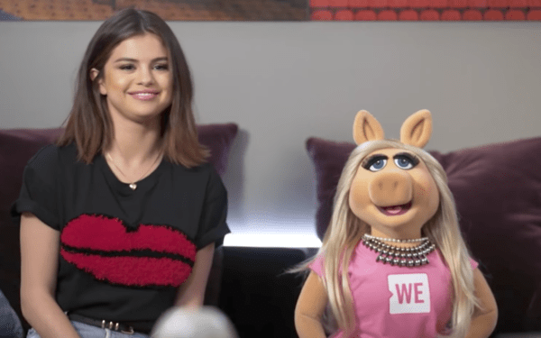 Selena Gomez, Miss Piggy