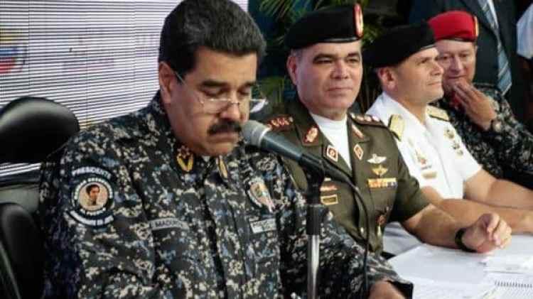 Nicolás Maduro criticó a Juan Manuel Santos en los últimos tiempos por su posición sobre Venezuela