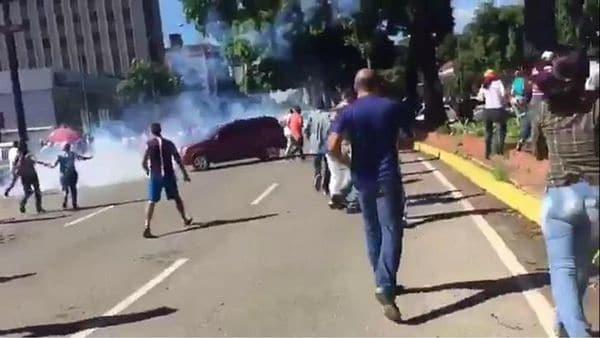 Padrino López aseguró que lo sucedido en Paramacay fue pagado desde EEUU
