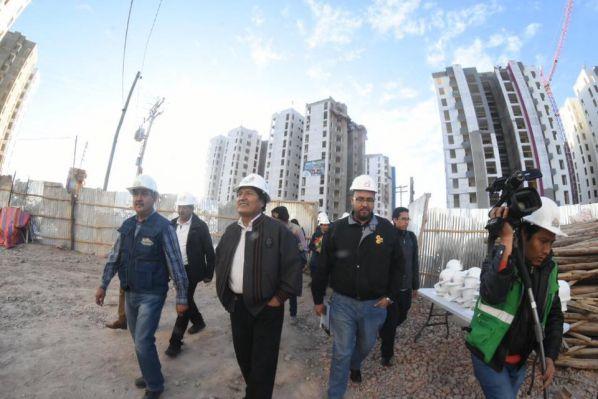 Resultado de imagen de Evo Morales garantiza los juegos Odesur 2018