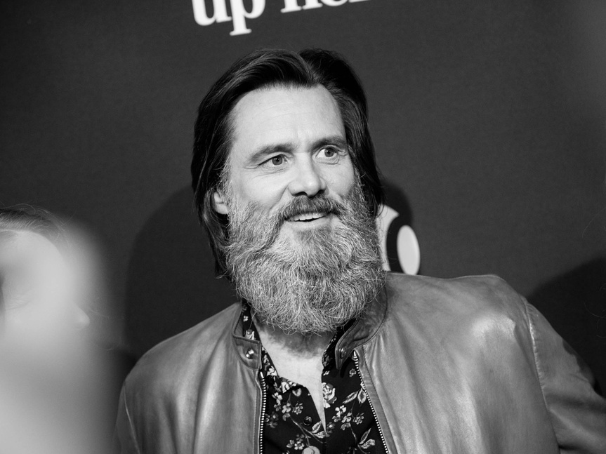 La desconocida faceta de Jim Carrey que ha revelado un documental viral