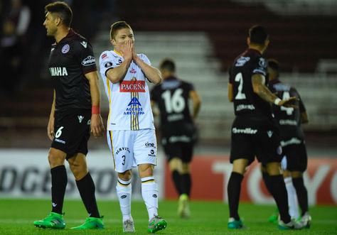 Chumacero y su asombro tras perder una oportunidad de gol