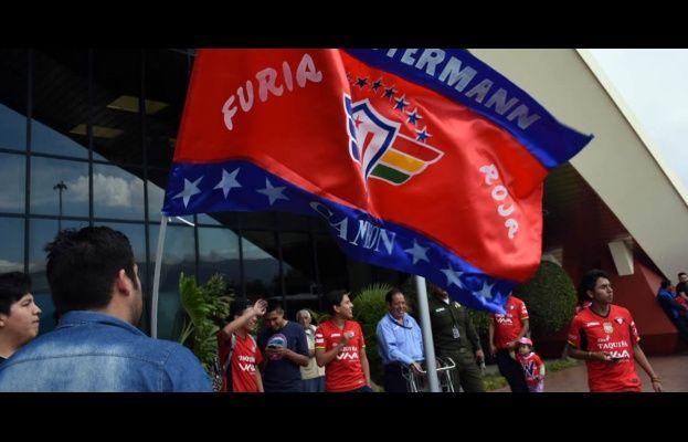 VENEZUELA: Farías dejó en suspenso su futuro con The Strongest