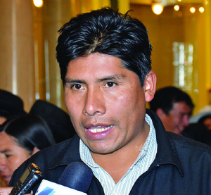 Diputados pedirá informe sobre el capitán policial Felcy Calderón