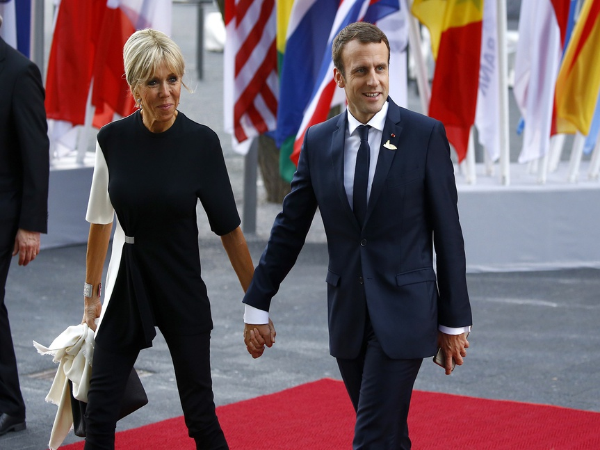Casa Blanca confirma diálogo de Trump y Macron sobre Corea Norte