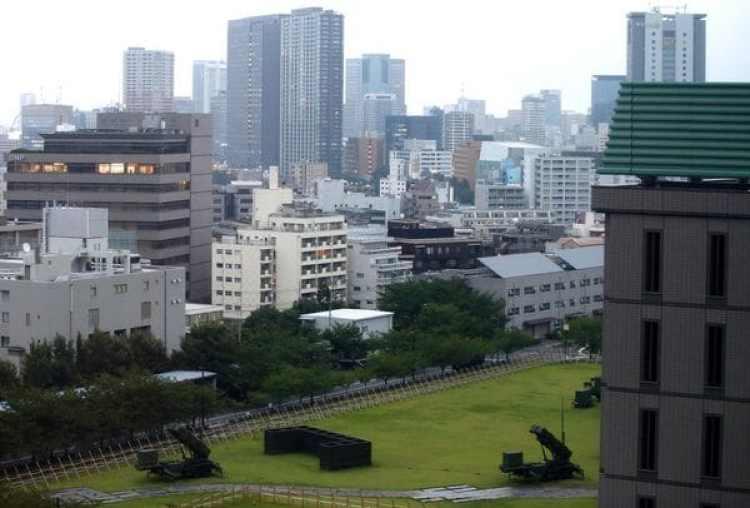 Japón desplegó este sábado su sistema de defensa antimisiles Patriot de diseño estadounidense (Reuters)