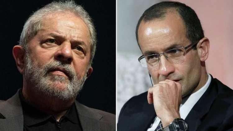El ex presidente Lula da Silva fue denunciado por Marcelo Odebrecht