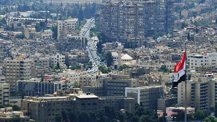 Siria acusa a EE.UU. y al Reino Unido de suministrar sustancias tóxicas a los terroristas