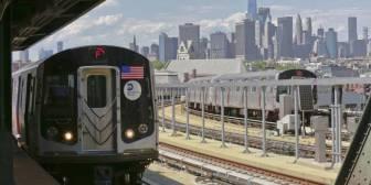 Dinero de los ricos para el pobre metro de Nueva York