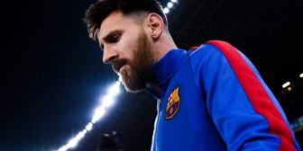 """El mensaje de Messi tras el atentado: """"No nos vamos a rendir"""""""