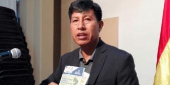 UD: Viceministro Cárdenas está para procesar a opositores y excusar a oligarcas del MAS