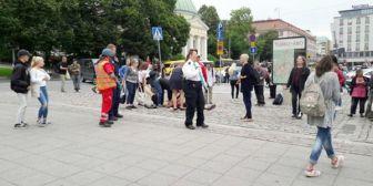 Más terror en Europa: un ataque con cuchillo en Finlandia dejó al menos dos muertos y seis heridos