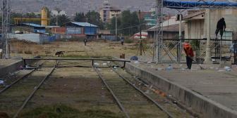 Tren: prevén iniciar obras en 4 meses