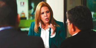 Angélica Sosa no le hace lance a una candidatura a la Alcaldía