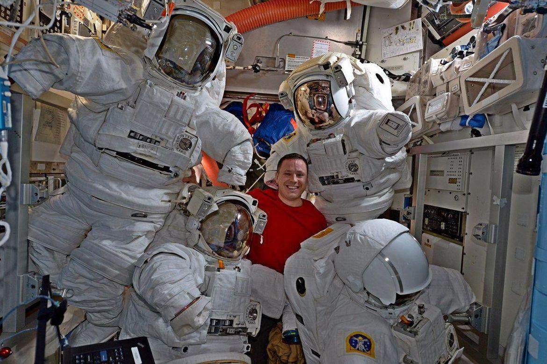El sueño del astronauta
