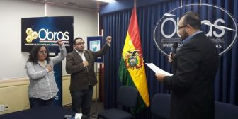 Cambian a presidenta de ABC y asume Marcos Farith Loayza