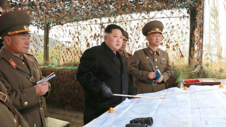 Kim es muy exigente con sus militares (Reuters)