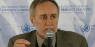Comisionado de Naciones Unidas pide a FFAA coadyuvar en investigación de dictaduras