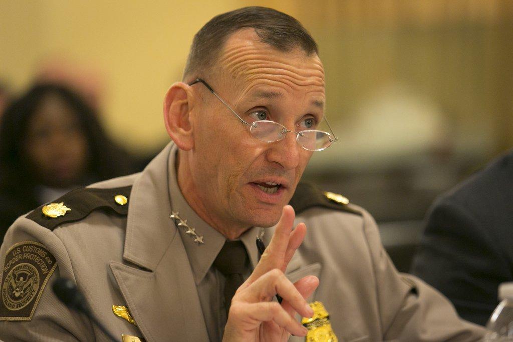 Foto: Randolph Alles / Jefe del Servicio Secreto de la Casa Blanca /  talkmedianews.com