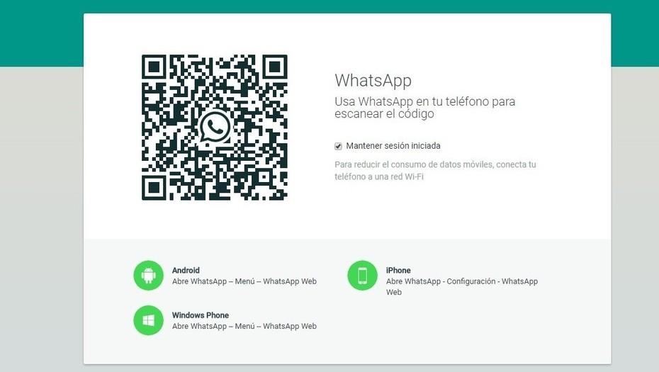 WhatsApp incluye nuevas funciones para popularizar su versión web