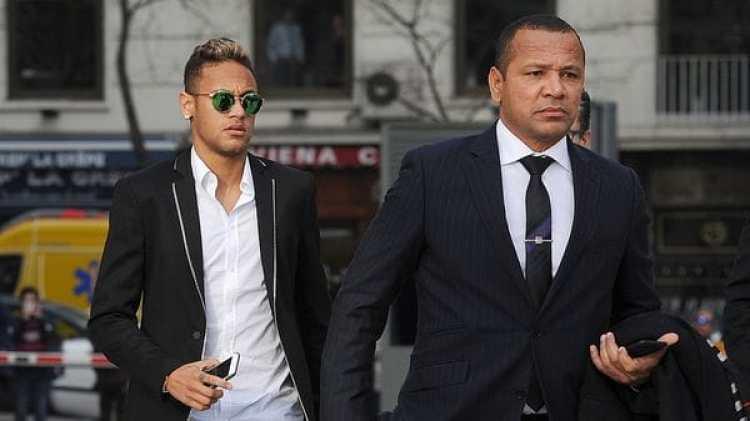 El padre de Neymar, es el dueño de N&N Consultoría (Getty)