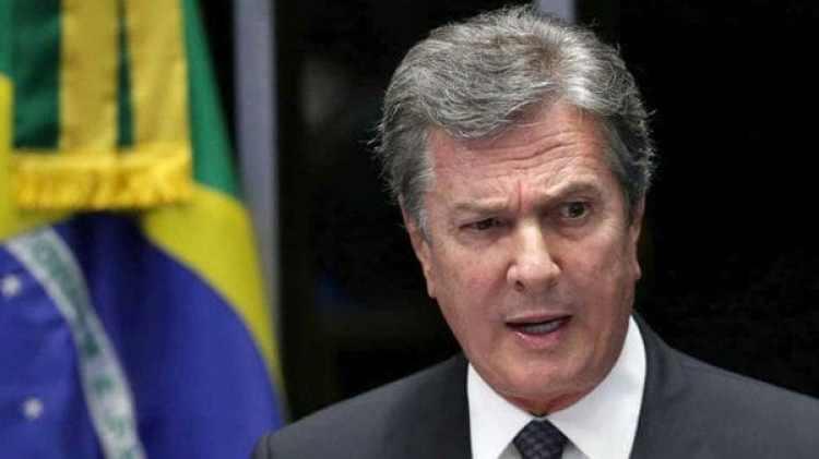 El ex presidente de Brasil Fernando Collor de Melo (AP)