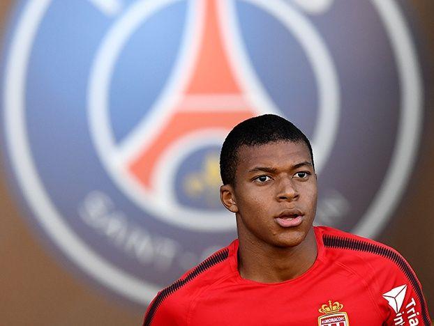 Mbappé jugará en el PSG.