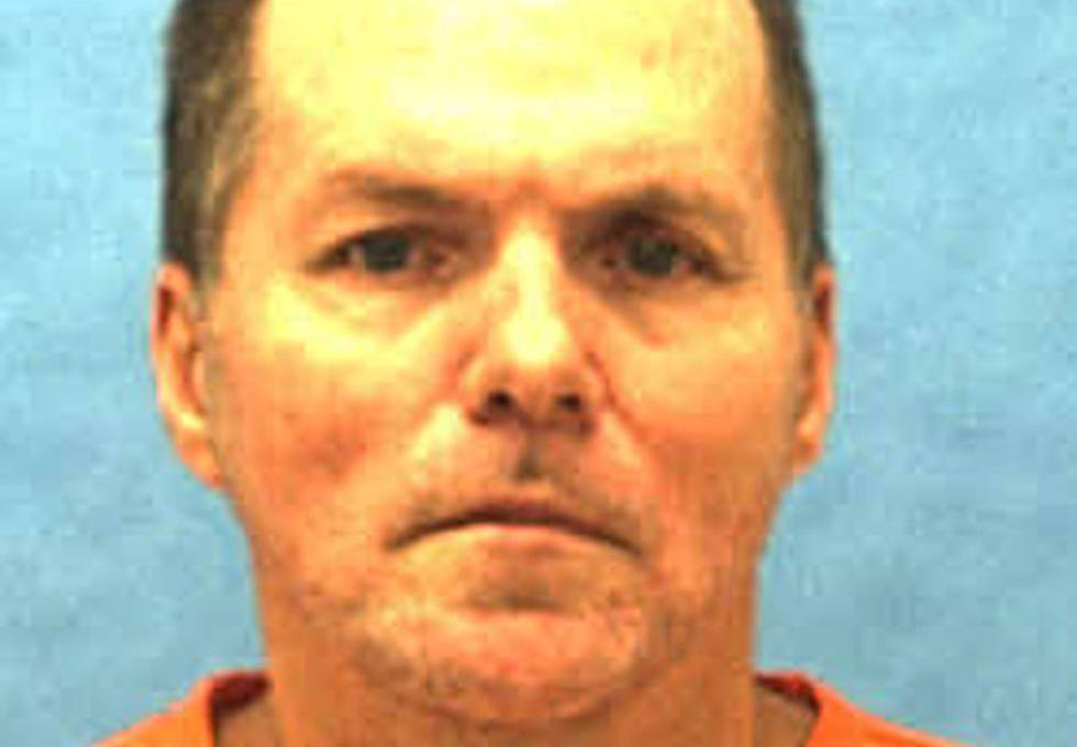 Mark James Asay, condenado a muerte en Florida.