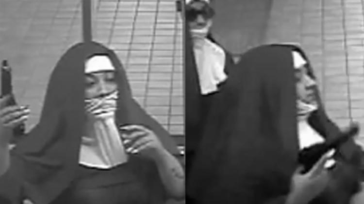 Armadas y peligrosas: El FBI busca a dos 'monjas' que asaltaron un banco