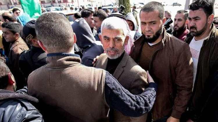 Yahya Sinwar, nuevo jefe de Hamas en Gaza (AFP)