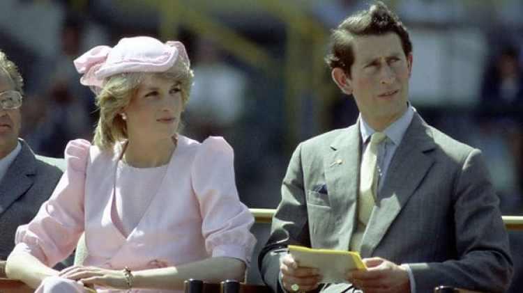 Diana y Carlos, cada unos con sus amantes, se siguieron mostrando juntos en público como una fachada protocolar (Getty Images)