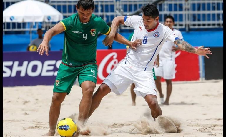 Resultado de imagen de Fútbol Playa: Bolivia
