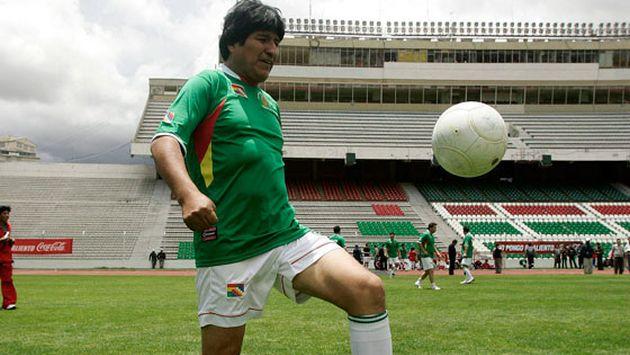 El presidente Evo Morales. (Archivo)