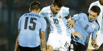 Empate valioso de la Selección Argentina ante Uruguay